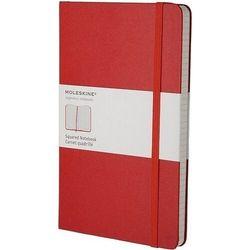 MOLESKINE Notes L Classic w kratkę czerwony - WIKR-1030415 Darmowy odbiór w 21 miastach!