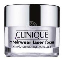 Clinique Repairwear Laser Focus Wrinkle Correcting Eye Cream (W) krem pod oczy 15ml