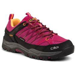 Trekkingi CMP - Kids Rigel Low Trekking Shoes Wp 3Q54554J Bouganville/Goji 06HE