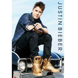 Justin Bieber Car - plakat