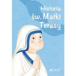 Historia św. Matki Teresy (opr. broszurowa)