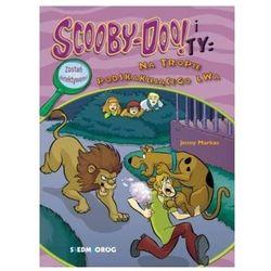 Scooby-Doo! I Ty: Na tropie Podskakującego Lwa - Jenny Markas - książka (opr. broszurowa)