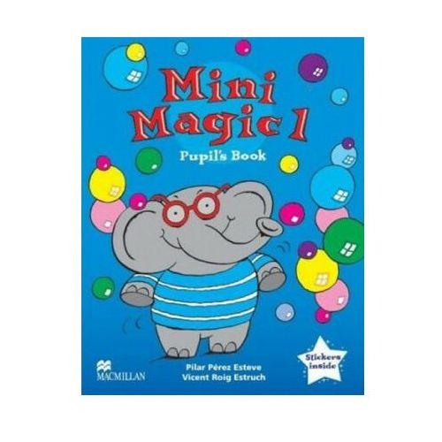 Książki do nauki języka, Mini Magic 1 Student&-8217;s Book (opr. miękka)