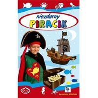 Książki dla dzieci, Niezdarny piracik - Love Books OD 24,99zł DARMOWA DOSTAWA KIOSK RUCHU (opr. broszurowa)