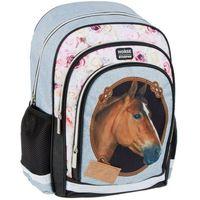 Tornistry i plecaki szkolne, PLECAK SZKOLNY HORSES STARPAK 446618