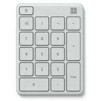 Klawiatury do komputerów, Microsoft klawiatura numeryczna Number Pad, biały
