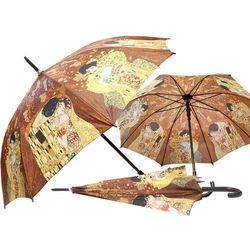 Parasol - G.Klimt Pocałunek + Adela