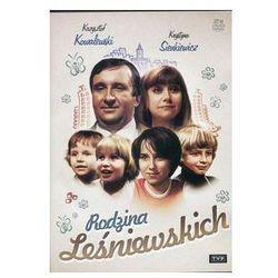 Rodzina Leśniewskich. Darmowy odbiór w niemal 100 księgarniach!