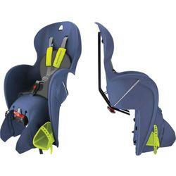 Fotelik rowerowy Kross Walaroo - niebieski Fotelik Carrirer GP na bagażnik (--8%)