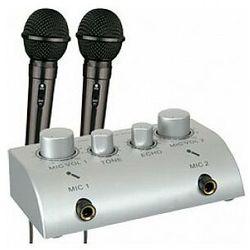 Skytronic Zestaw do domowego karaoke