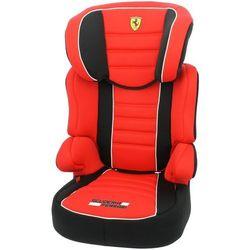 Nania fotelik samochodowy BeFix SP Ferrari 15-36 kg Corsa czerwony - BEZPŁATNY ODBIÓR: WROCŁAW!