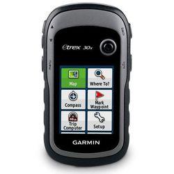 Garmin eTrex 30x Europa Zachodnia - produkt w magazynie - szybka wysyłka!