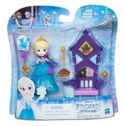 Frozen Elsa na tronie