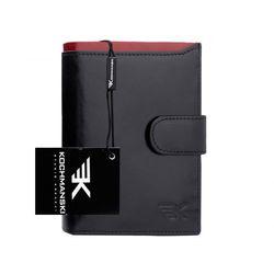 Kochmanski skórzany portfel męski HQ 1207