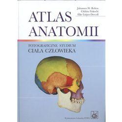 Atlas anatomii. Fotograficzne studium ciała człowieka + Tablice anatomiczne (opr. twarda)