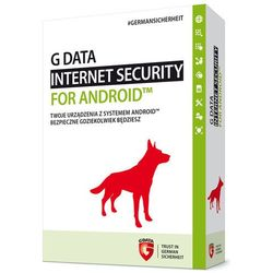 Program GDATA Mobile Internet Security Android (1 rok)