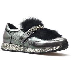 Sneakersy Venezia 278973R94 DK SIL Szare lico