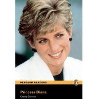 Książki do nauki języka, PRINCESS DIANA+MP3 CD LEVEL 3-mamynastanie,wyślemyjuż.... (opr. miękka)