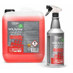W3 Active Bio Clinex 1l - Gotowy preparat do mycia sanitariatów i łazienek