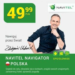 Navitel Navigator Mapa Polski oprogramowanie do nawigacji