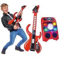 Instrumenty dla dzieci, MMW Disco Gitara ze wzmacniaczem
