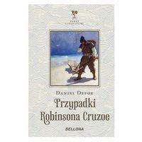 Książki dla dzieci, Przypadki Robinsona Crusoe - Wysyłka od 4,99 (opr. twarda)