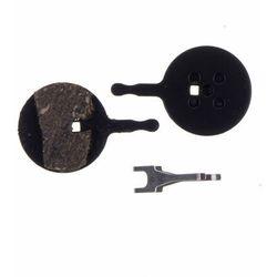 Okładziny półmetaliczne ZEIT DK-62 do hamulców tarczowych Avid BB5