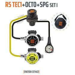 Tecline R5 TEC1 zestaw I z oktopusem i manometrem - EN250A