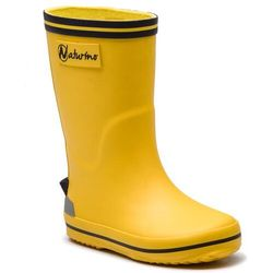 Kalosze NATURINO - Rain Boot 0013501128.01.9103 M Giallo/Bleu