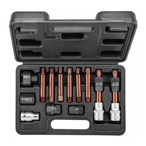 Zestawy narzędzi ręcznych, Zestaw do demontażu alternatora, zestaw 13 szt.
