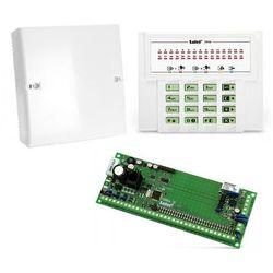 Komplet: Centrala alarmowa VERSA 15, manipulator VERSA-LED-GR, obudowa OPU-4 P (bez transformatora)