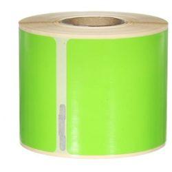 Etykiety samoprzylepne Dymo 99014 zielone - 54x101mm, 220 szt.