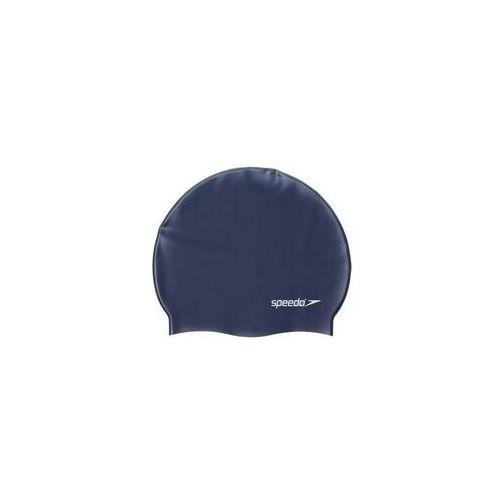 Czepki, Czepek pływacki Speedo silikon CAP navy 8709910011 - Navy