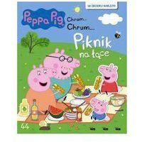 Książki dla dzieci, Świnka Peppa. Chrum...Chrum...44 Piknik na łące (opr. broszurowa)