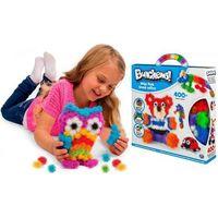Kreatywne dla dzieci, Bunchems Mega Zestaw 400 el.Spin Master 121733
