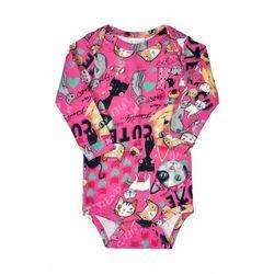 Body niemowlęce różowe 6T39A8 Oferta ważna tylko do 2023-11-26