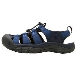 Keen NEWPORT ECO Sandały trekkingowe dress blues/flannel grey
