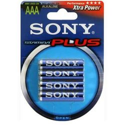 Bateria SONY AM4B4A/D/AM4-B4D LR03 (4szt BLISTER) + Zamów z DOSTAWĄ JUTRO!