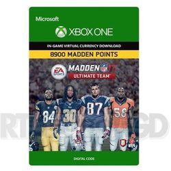 Madden NFL 17 - 8900 Punktów [kod aktywacyjny]
