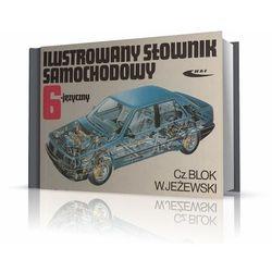 Ilustrowany słownik samochodowy 6-języczny (opr. twarda)