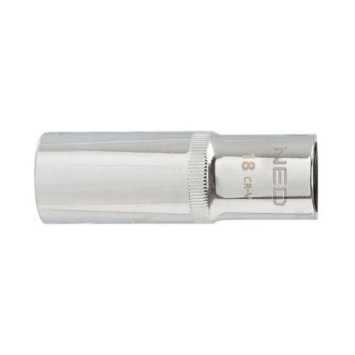 Klucze nasadowe, Nasadka sześciokątna NEO 08-045 1/2 cala długa Superlock 17 mm + Zamów z DOSTAWĄ JUTRO!