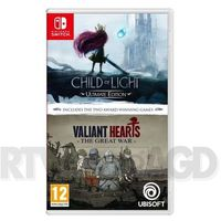 Gry Nintendo Switch, Child of Light + Valiant Hearts:The Great War