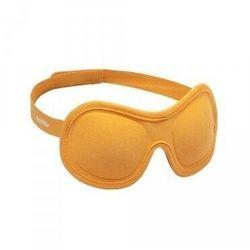 NATUREHIKE Opaska na oczy 3D SLEEPING MASK - kolor pomarańczowy