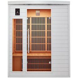 Sauna na podczerwień Haakala LUMI III Premium Quartz