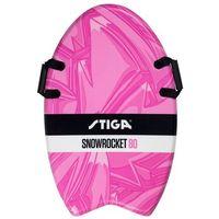 Pozostałe sporty zimowe, Stiga deska Snow Rocket Graffiti 80 różowa