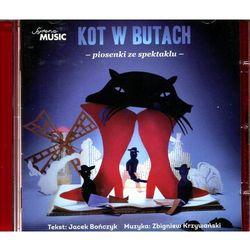 Kot w butach - Piosenki ze spektaklu - Aktorzy Teatru Syrena (Płyta CD)