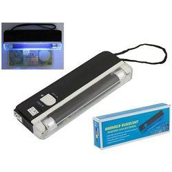 Tester lampa uv do banknotów dokumentów