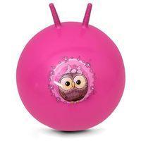 Piłki dla dzieci, Spokey dziecięca piłka do skakania Little owl 45 cm