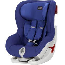 BRITAX RÖMER Fotelik samochodowy King II Ocean Blue - BEZPŁATNY ODBIÓR: WROCŁAW!