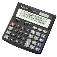 Kalkulatory, Kalkulator VECTOR CD2455 12 pozycyjny